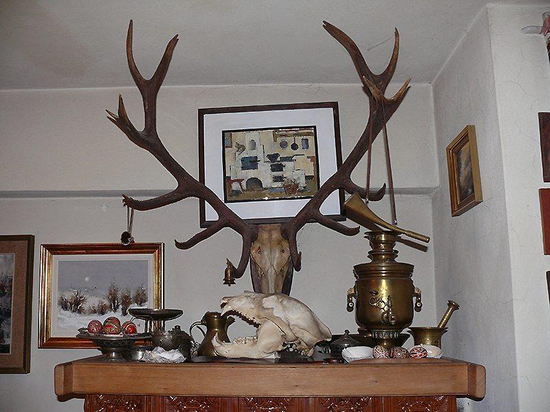 Mare vânător, mare drujbist